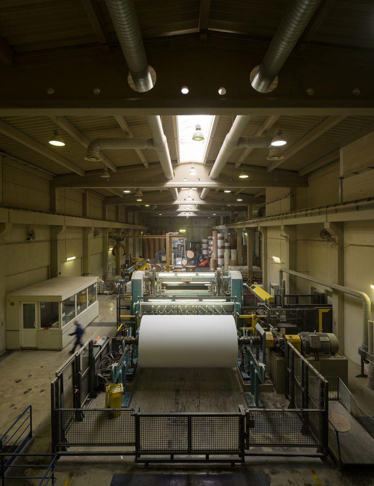 Goricane paper mill / KOFEIN DIZAJN
